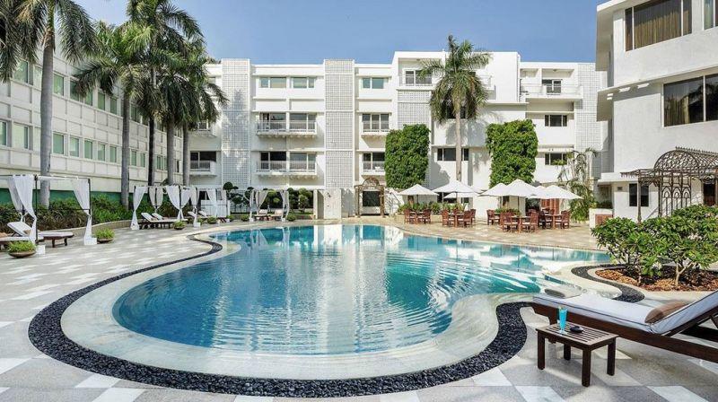 The Claridges Hotel - New Delhi