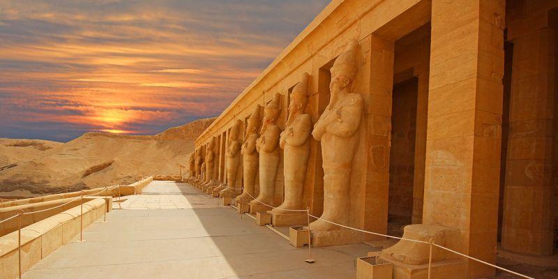 Tempio Funerario di Hatshepsut