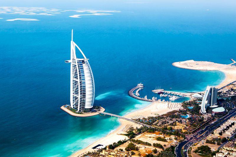 Burj Al Arab Facts