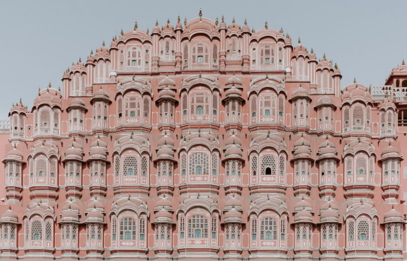Jaipur - A cidade rosa