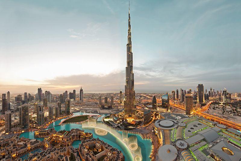 Città di Dubai
