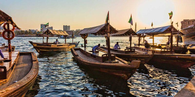 Clima Dubai Dicembre e Gennaio