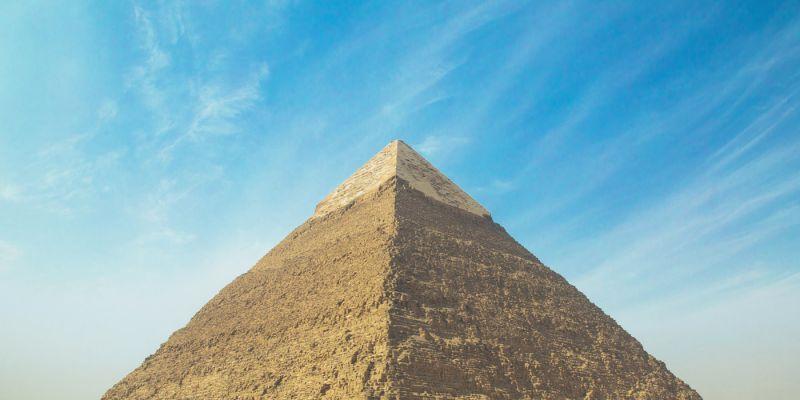 La Gran Pirámide de Keops (Khufu)