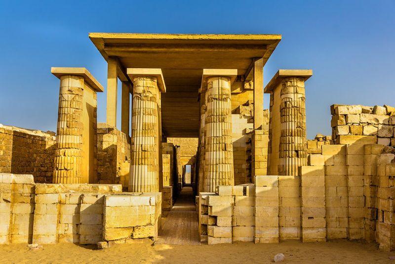 Memphis: Memphis Ägypten