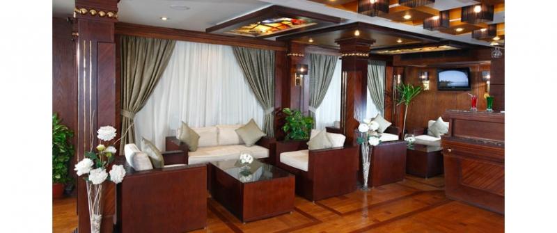 Merit Dahabeya Segelschiff