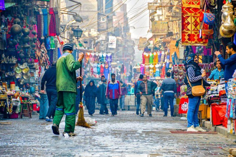 Mercato di khan el khalili: cosa comprare, cosa visitare