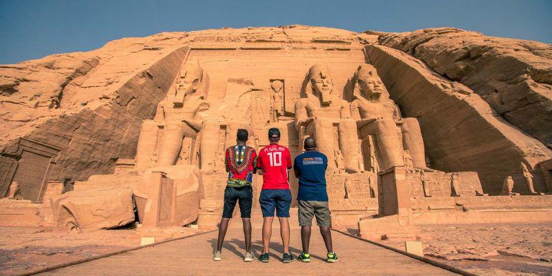 Abu Simbel | Abu Simbel Tempel | Tempel von Abu Simbel
