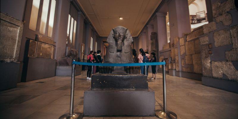 Museo Egizio Cairo delle Antichità Egizie