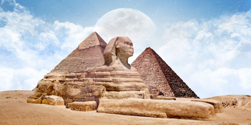 Le sphinx d Egypte