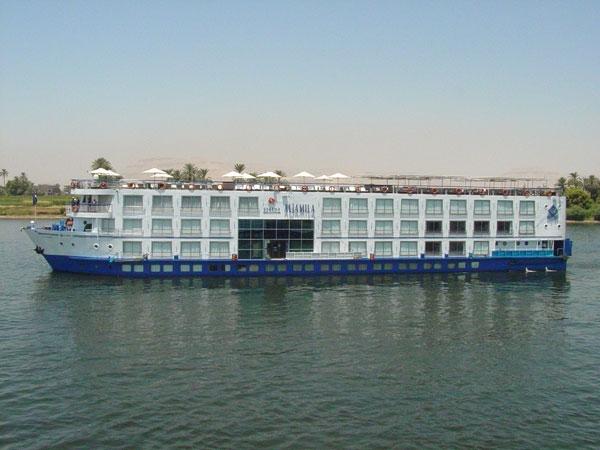 MS Sabena Al Jamila Круиз по Нилу