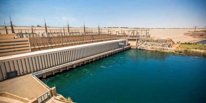 Barragem de Aswan