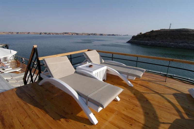 MS Kasr Ibrim Lake Nasser Cruise
