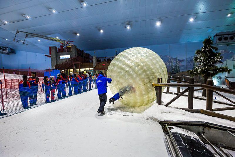 Ski Dubai | La più grande stazione sciistica al coperto
