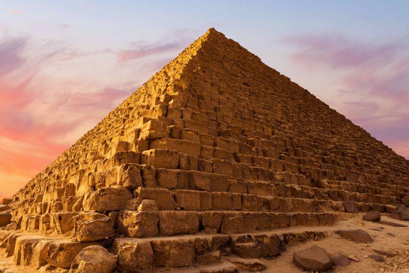 Información Sobre Las Pirámides de Egipto y Las Pirámides de Guiza