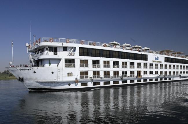 Iberotel Crown Empress Nile Cruise