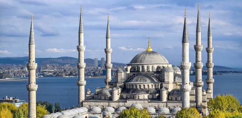 The Blue Mosque (Sultan Ahmed Mosque)