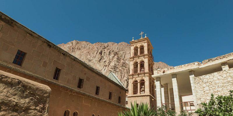 Il Monastero di Santa Caterina