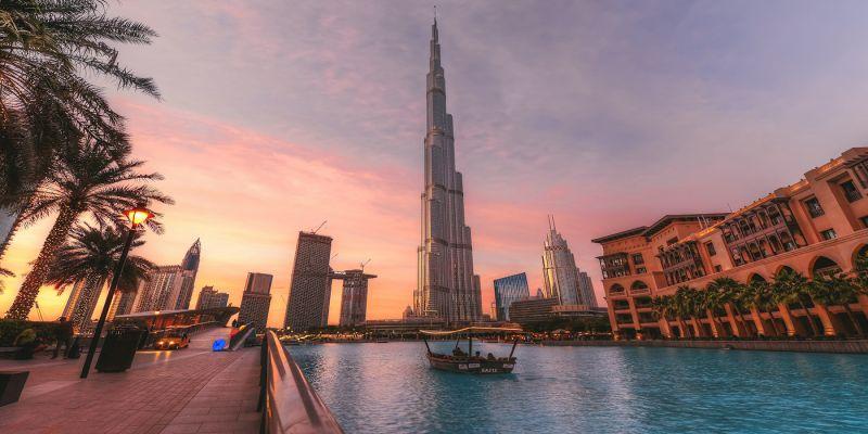 Sicurezza a Dubai