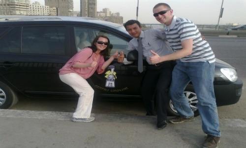 Service de transport privé depuis/vers l'aéroport d'Alexandrie