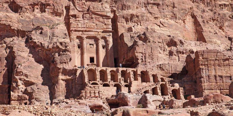 Petra Jordan General Information