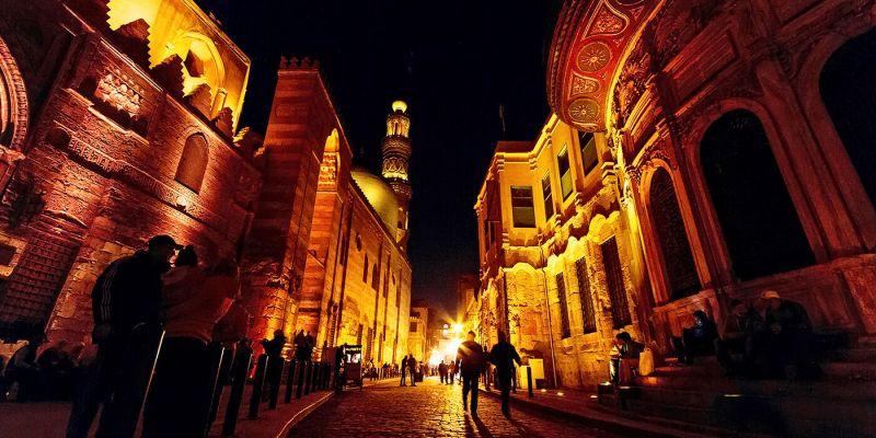 Al Moez - Cairo Antigo