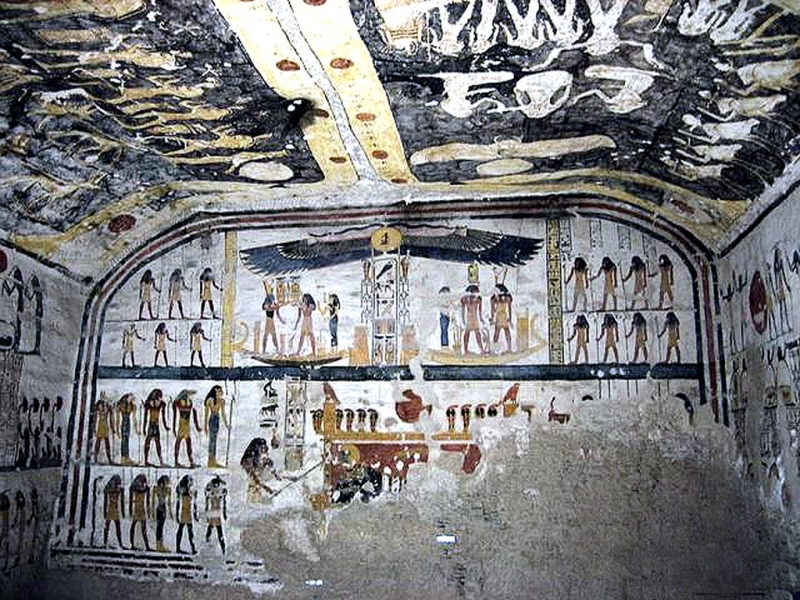 Ramesses IV | Ramses iv Tomb