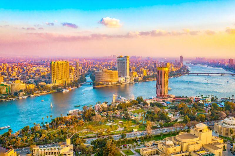Gli abitanti del Cairo
