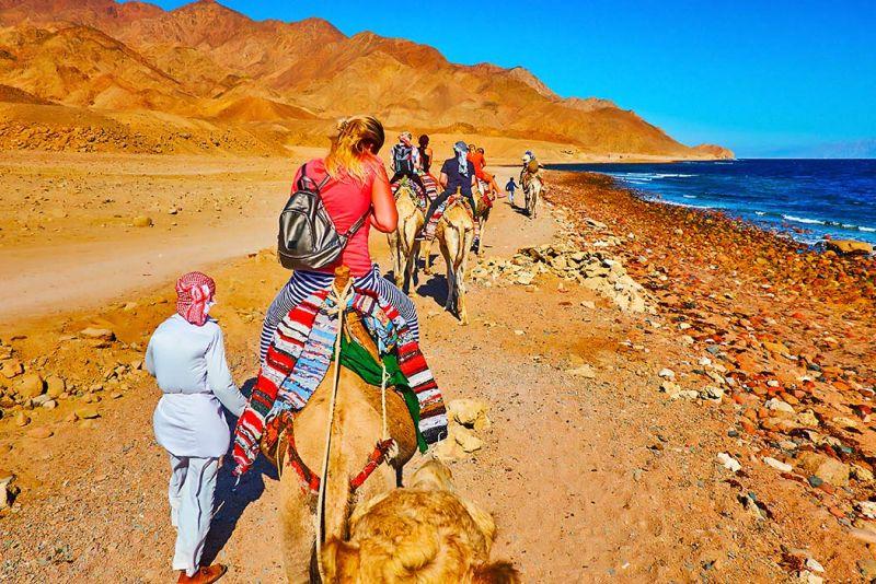 La penisola del Sinai