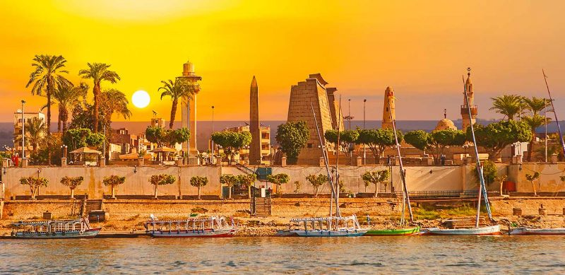 Luxor Wetter, Sehenswürdigkeiten und alle Infos zu der Stadt