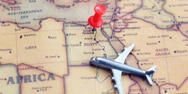 Melhor época para ir ao Egito