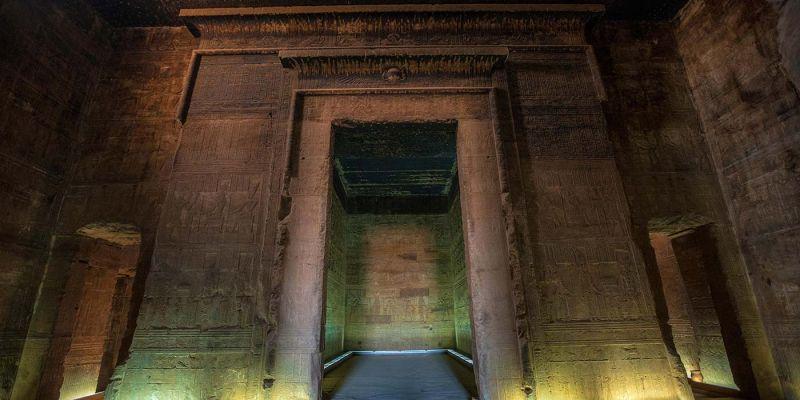 Información Sobre Las Tumbas en Egipto