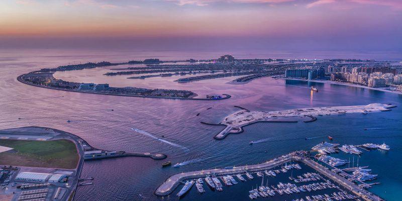 Porto Turistico di Dubai