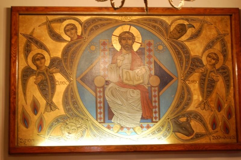 Holy Family in Egypt