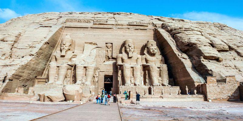 Información Sobre Egipto (La Cuna de Civilizaciones)