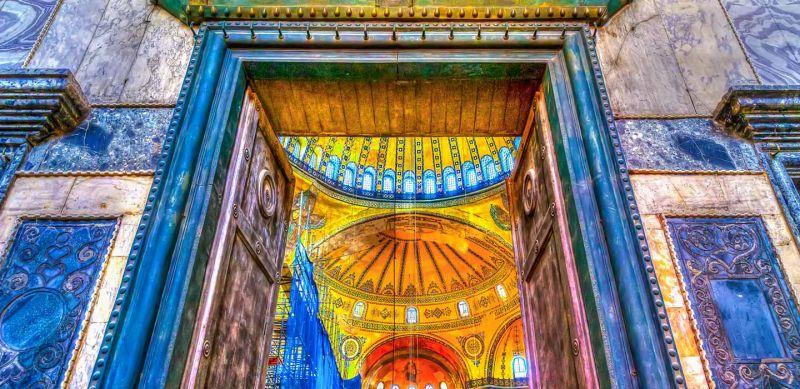 Hagia Sophia Museum of Turkey
