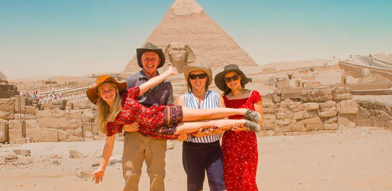 Tours to Egypt: Memphis Tours makes clients' Experience