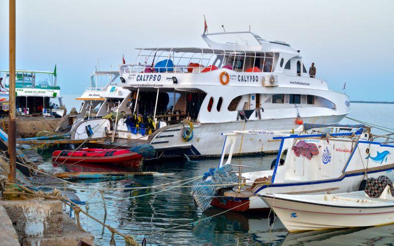 Porto di Safaga: informazioni, cosa fare, dove si trova, cosa trovare.