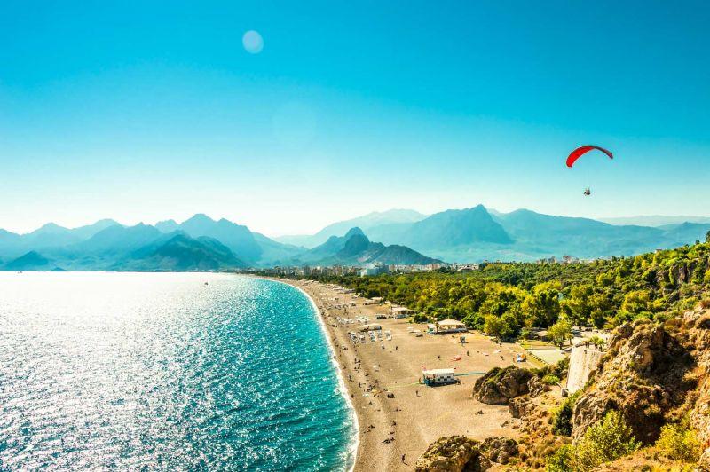Antália e Suas Praias