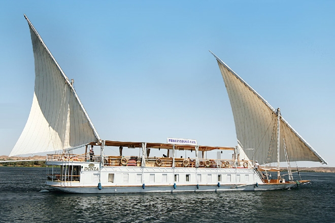 MS Donia Dahabiya Nile Boat