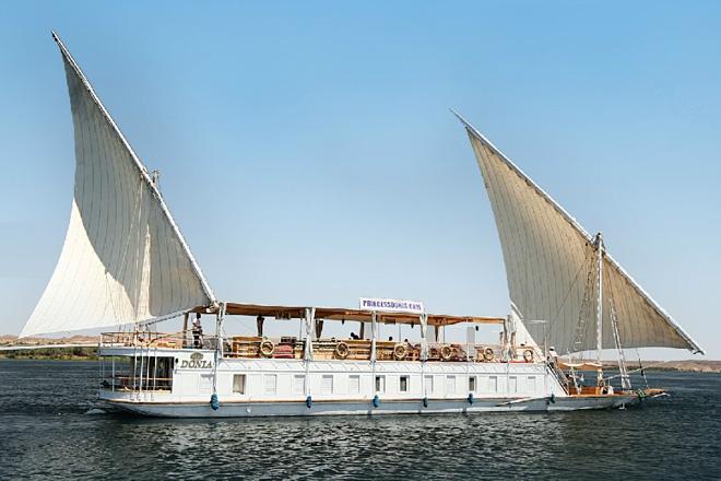 MS Donia Dahabiya Nile Boat