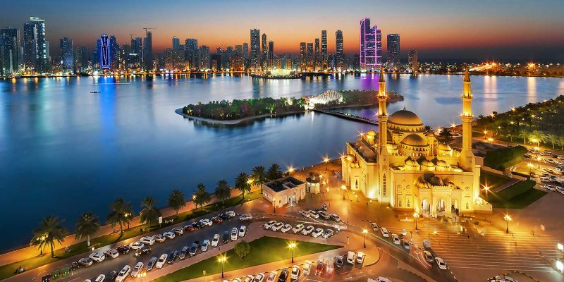 Conheça Sharjah
