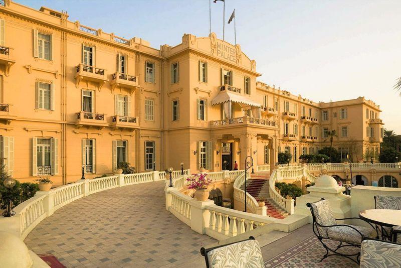 Die Geschichte vom Sofitel Winter Palace in Luxor