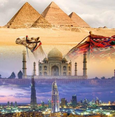 Viajes Combinados India