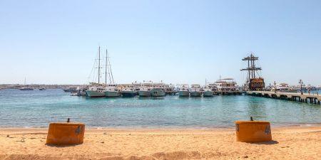 Los Puertos de Egipto