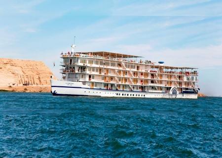 Barcos Lago Nasser