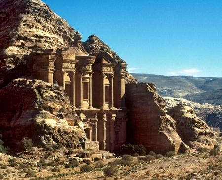 Египет и Иордания