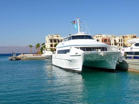 Excursões a apartir do porto de Aqaba