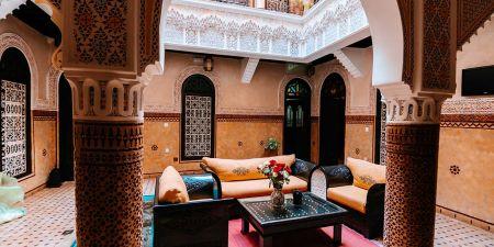 Pacotes para o Marrocos com Riads