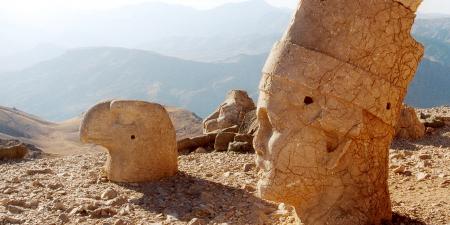 O Monte Nemrut