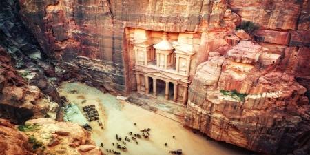 Pacotes Egito, Jordânia e Israel